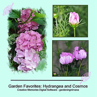 Creative Memories Garden Page