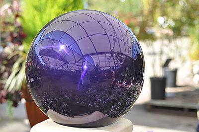 Yamagami's glazing ball