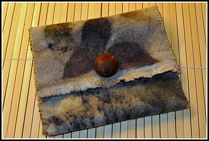 Eco-dyed Pouch