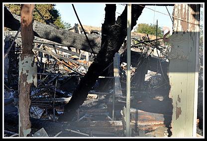 SummerWinds Fire Damage