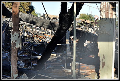 SummerWinds Fire Damage