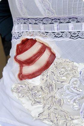 corpse bride ribs closeup