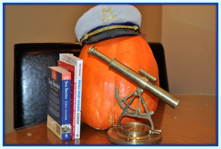 Nautical Pumpkin