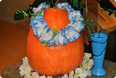 Hawaii pumpkin