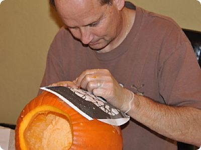 Mike Carving