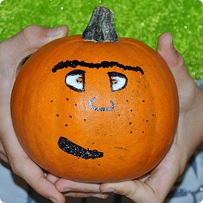 party going pumpkin