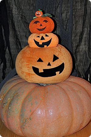 tower 'o pumpkins