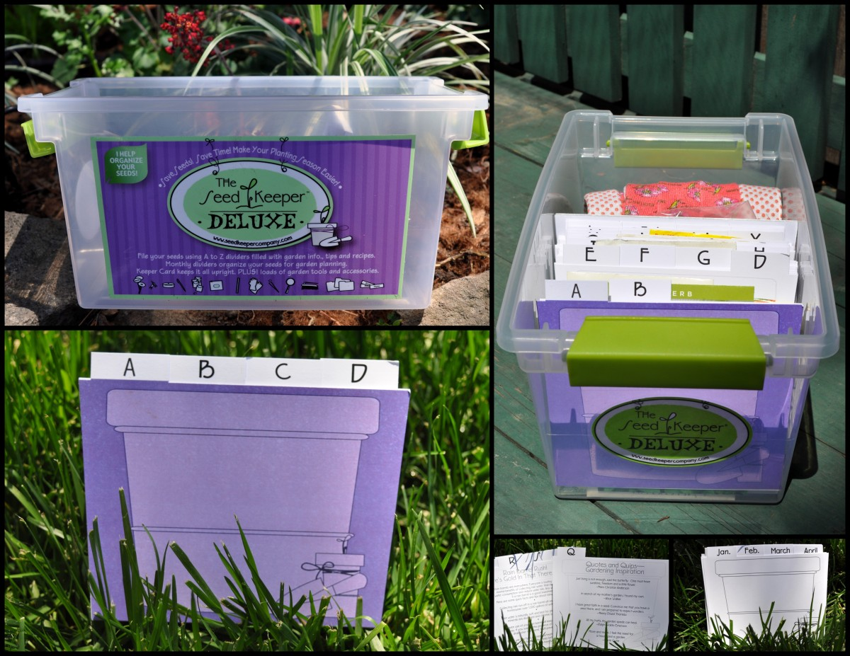 Seed Keeper Deluxe