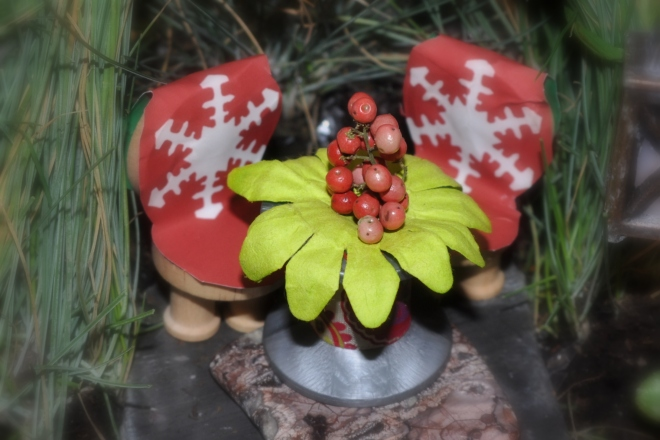 Fairy Christmas Table