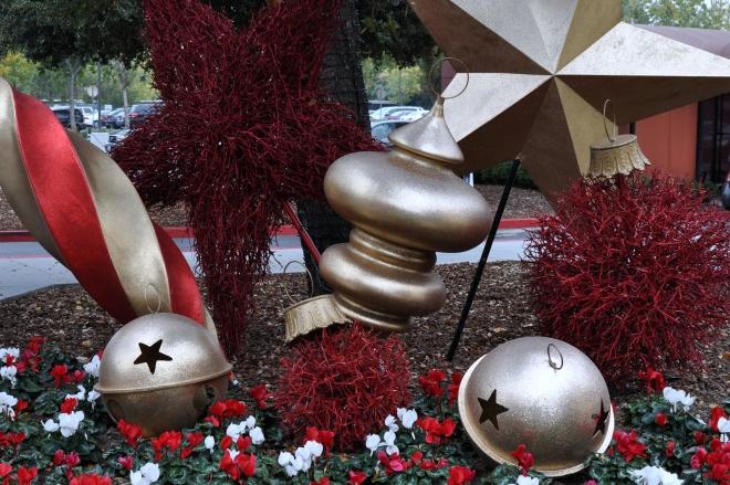 Christmas at Santana Row