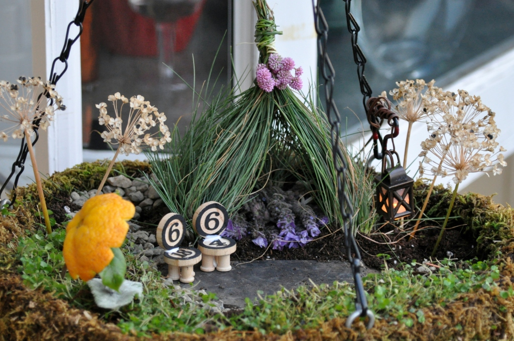 Fairy Garden Yurt
