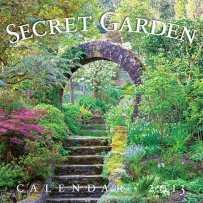 Secret Garden Calendar