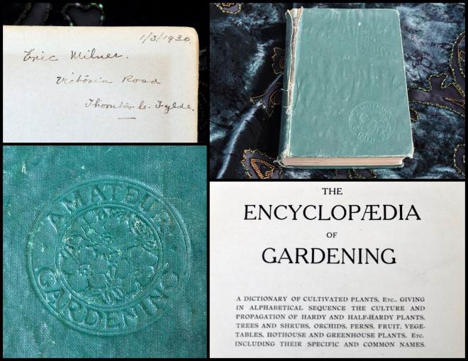 The Encyclopedia of Gardening