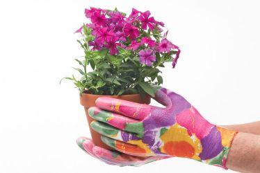 Floral Garden Gloves