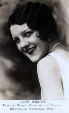 Alys Milner (Lancaster)
