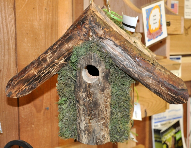 Gorgeous Nesting Box