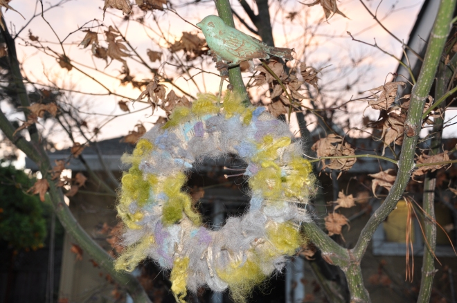 Nesting Wreath
