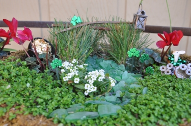Leprechaun Path Fairy Garden
