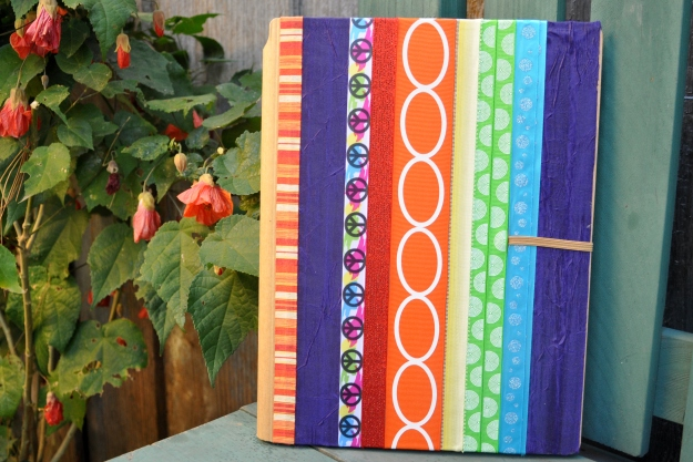 Ribbon Journal: Craft it Forward