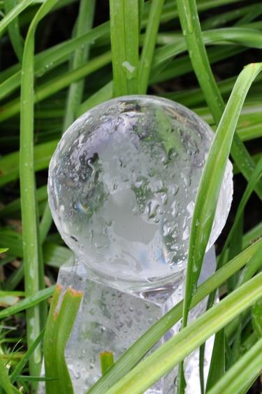 rain globe