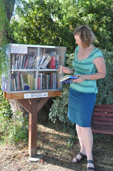 Little Free Library Campbell