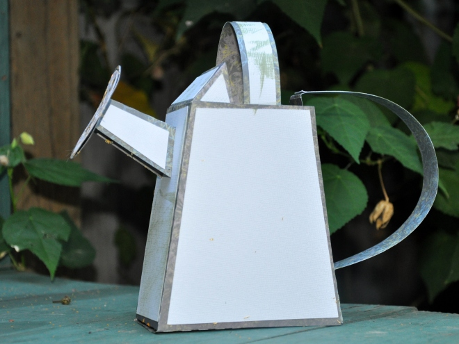 paper watering can