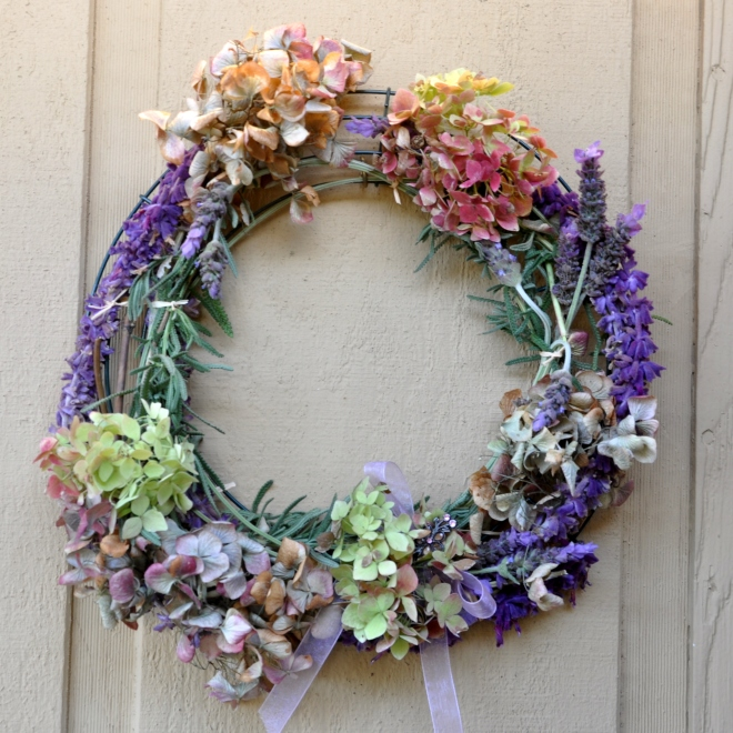 Garden Wreath Version 1.0