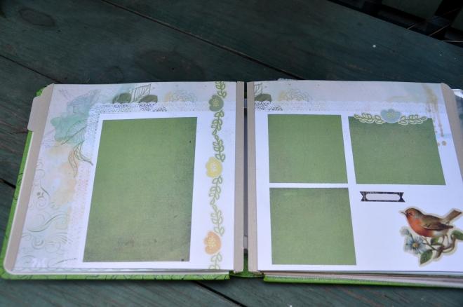 garden journal page 2