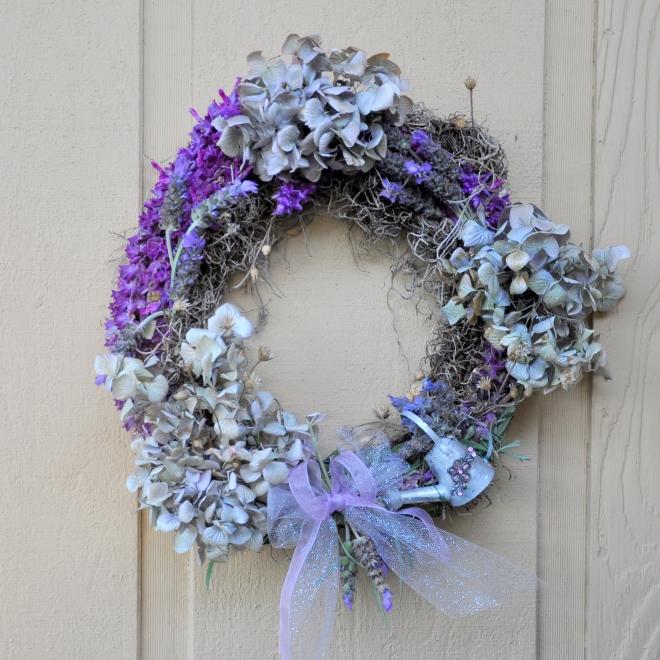 2nd wreath