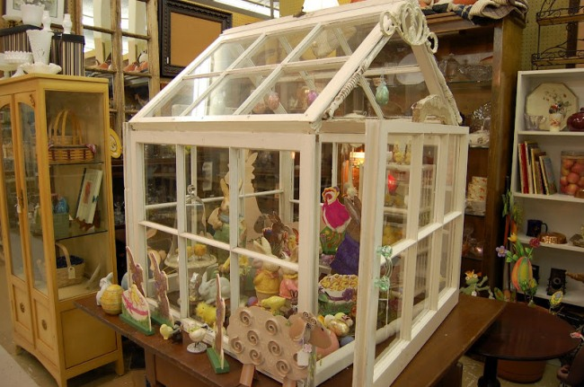 Greenhouse-Made-from-Windows