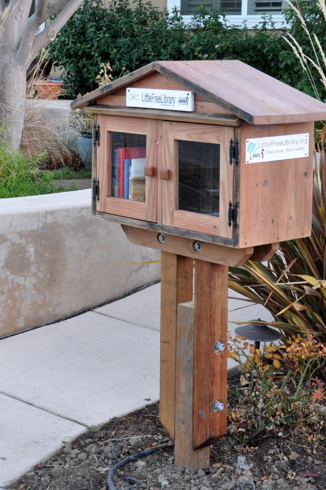 Little Free Library: Books for Everyone