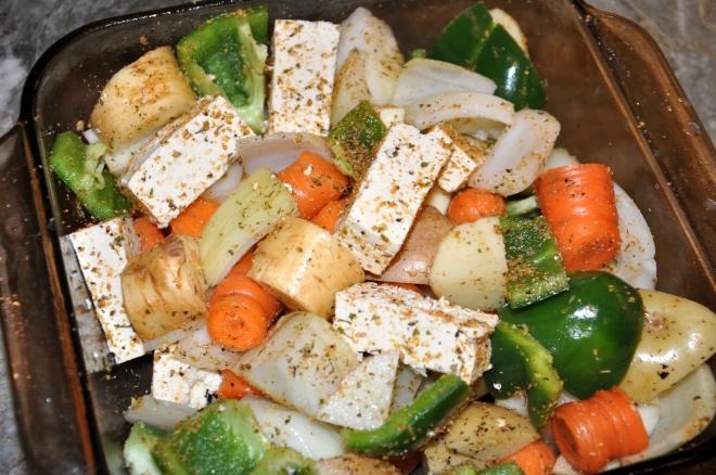 vegetable roast