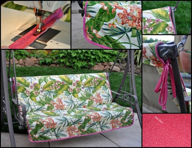 garden swing cover