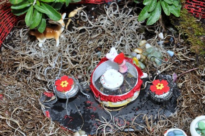 valentine fairy garden