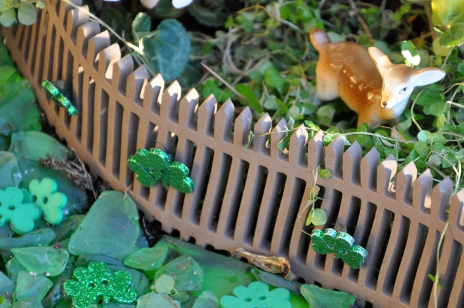 green glass path