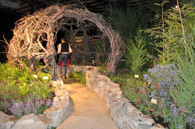 garden exit