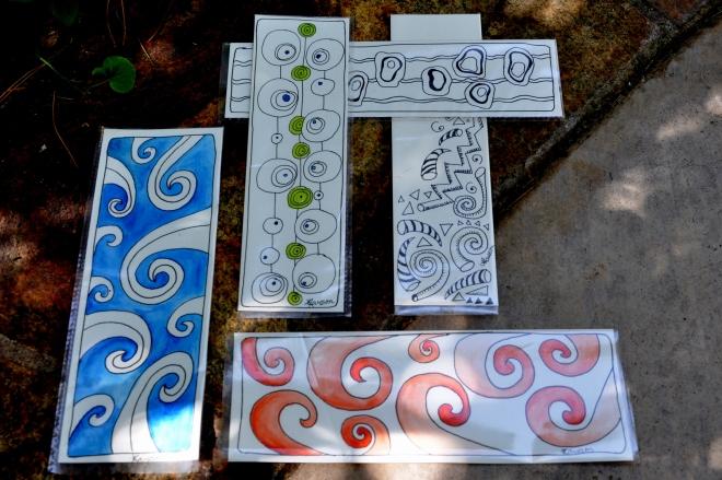 Anne Lawson bookmarks