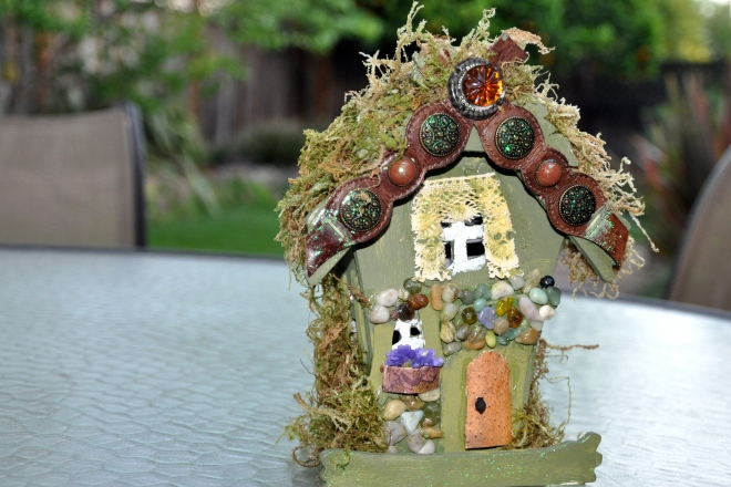 Fairy house remodel