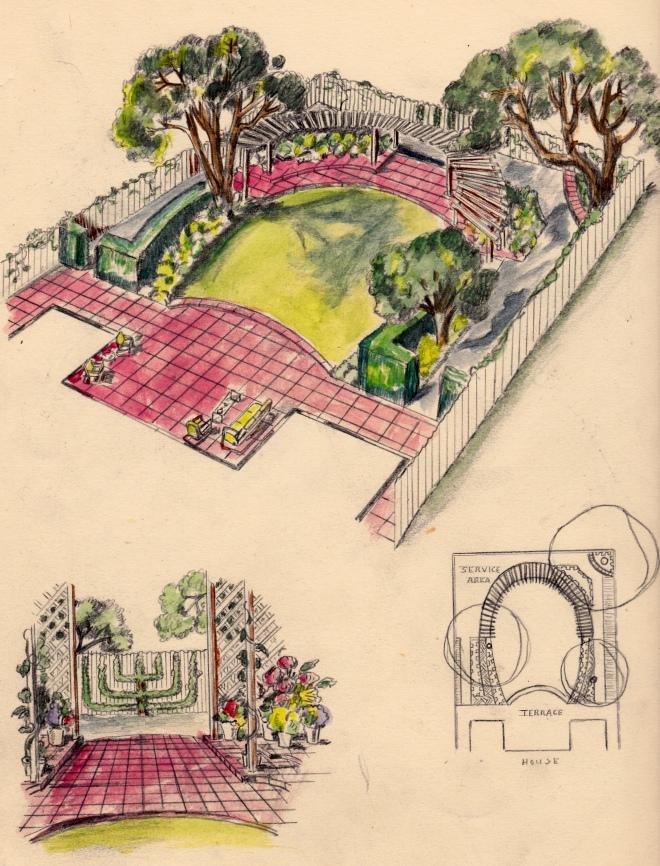 Eric Milner: Garden Design