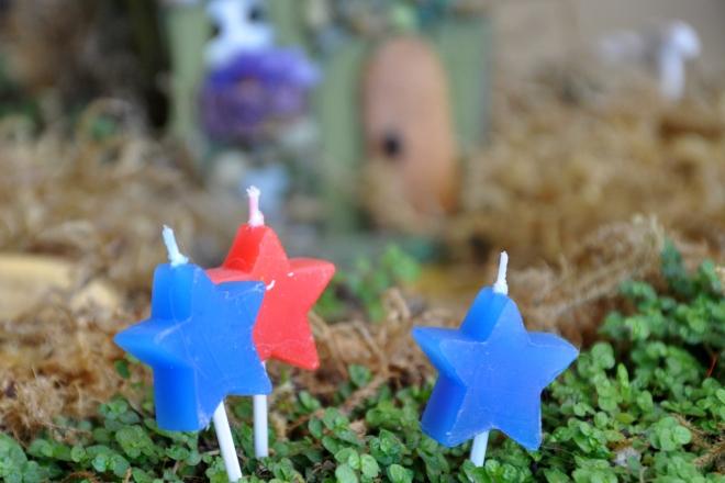 fairy garden candles