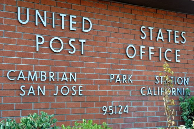 cambrian post office