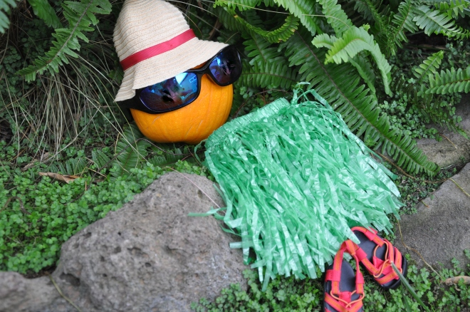aloha pumpkin