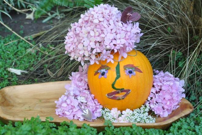 gardener pumpkin