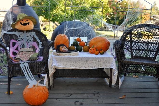 halloween on deck 2014