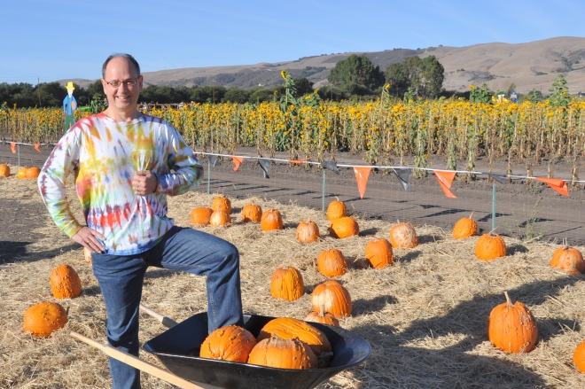 mike spina farms pumpkin patch