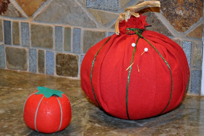 pincushion pumpkin