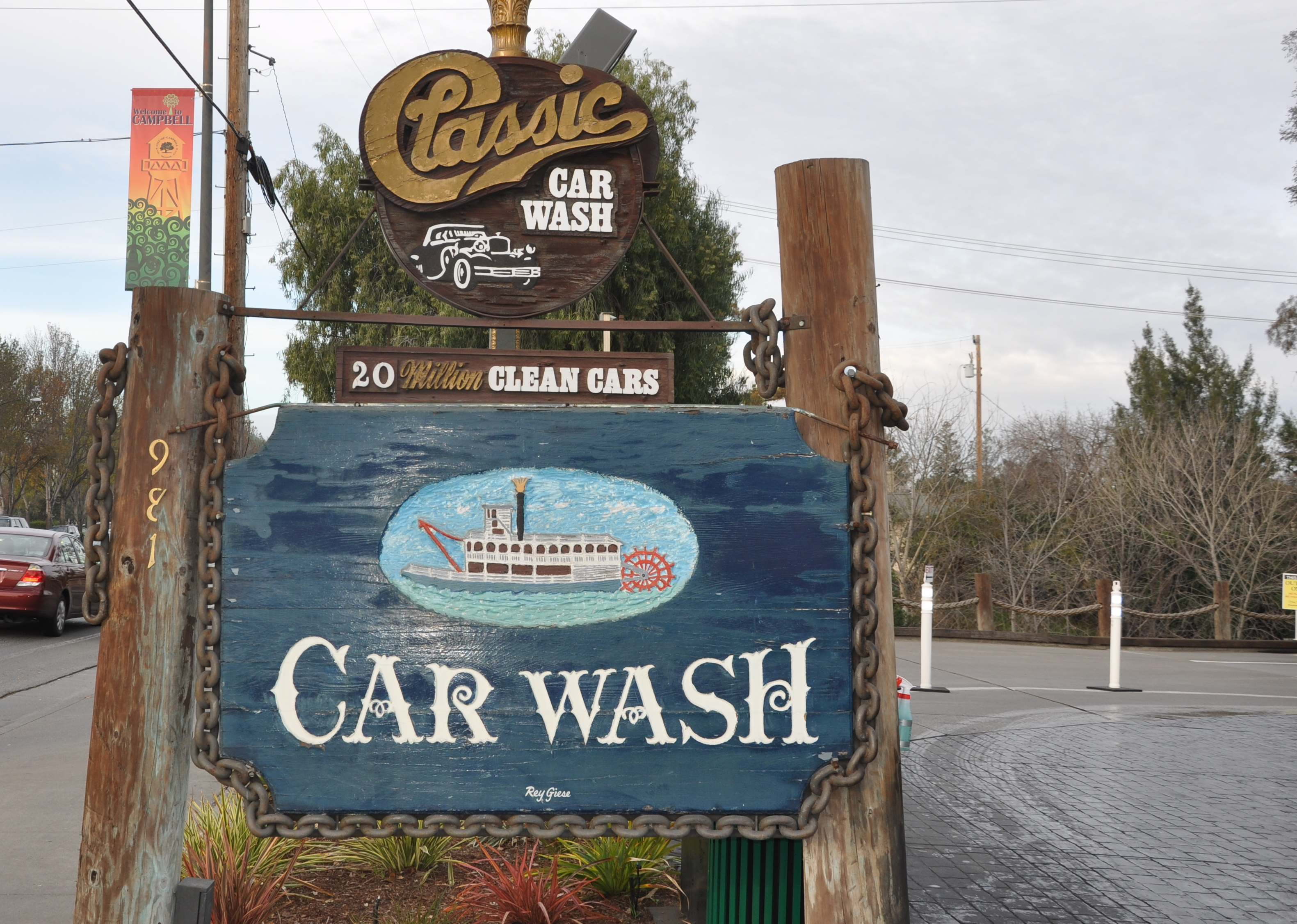 Delta Queen: Come for the Car Wash, Stay for the Charm – Gardening ...