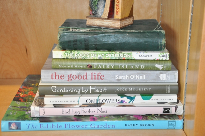 cherished garden books