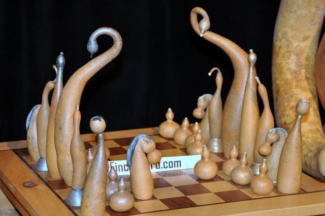 betty finch chess board