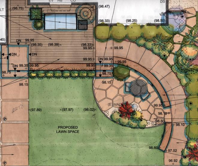 2010 Landcape Plan front yard